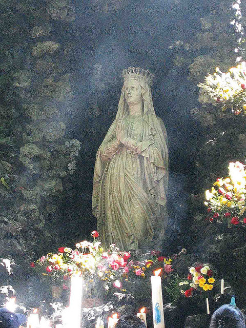 Mother Mary Garden